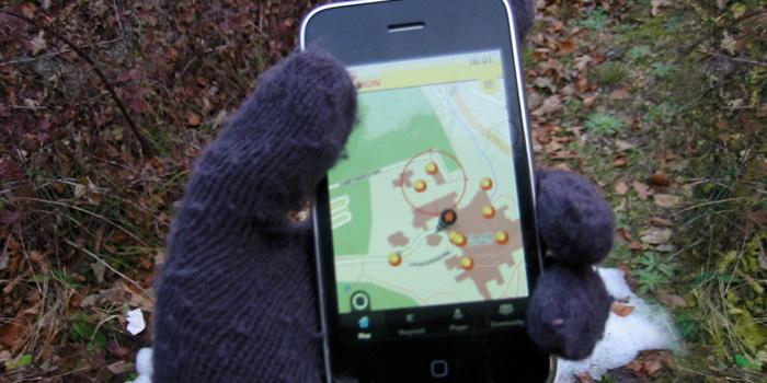 Los iPhone podrían utilizarse con guantes comunes