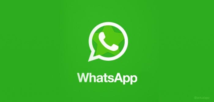 La nueva actualización de WhatsApp permite marcar mensajes como favoritos