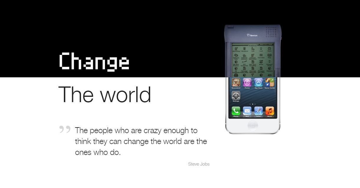 Apple Museum change the world
