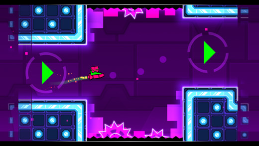 Geometry Dash Meltdown screen520x924