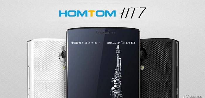 HOMTOM HT7,