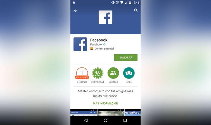 facebook lite gratis para descargar al celular