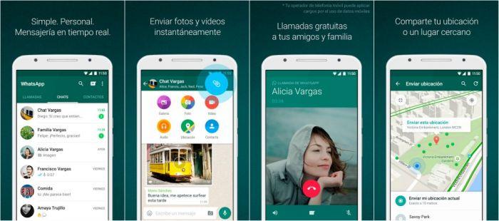Instalar WhatsApp (Android)