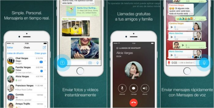 Instalar WhatsApp iOS