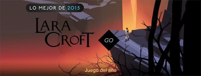 Lara Croft Go juego del ano iphone