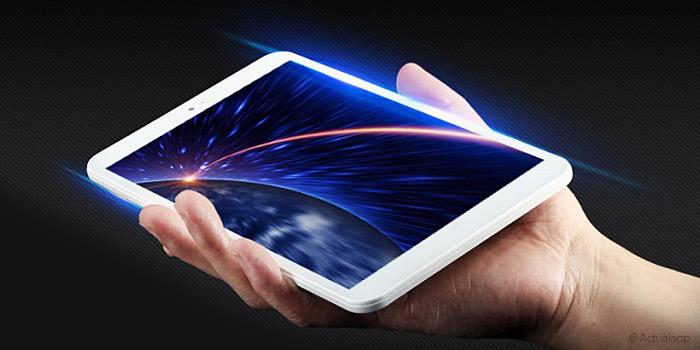 Onda V820W, tablet de 8 pulgadas por 65€