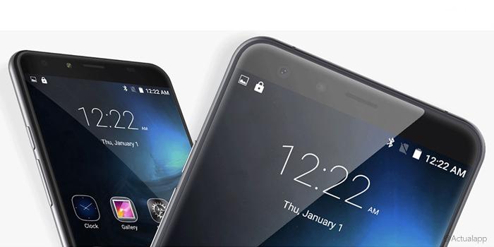 Ulefone Be Touch 3 de oferta por menos de 140€