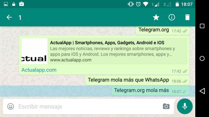 WhatsApp bloquea url Telegram (2)