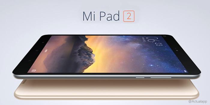 Xiaomi Mi Pad 2: Se agotan todas las unidades en un minuto