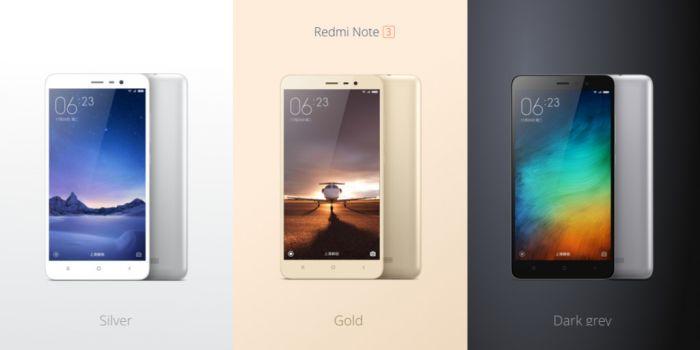 Xiaomi Redmi Note 3 Prime igogo