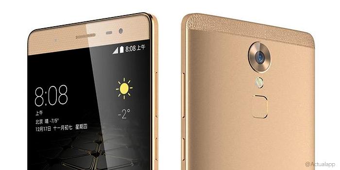 ZTE Axon MAX: 6 pulgadas, 13MP de selfie y 4140mAh de batería