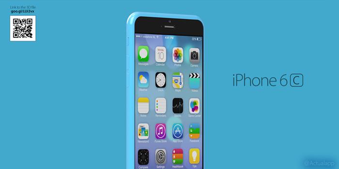Un iPhone 7c de 4 pulgadas saldría en abril de 2016