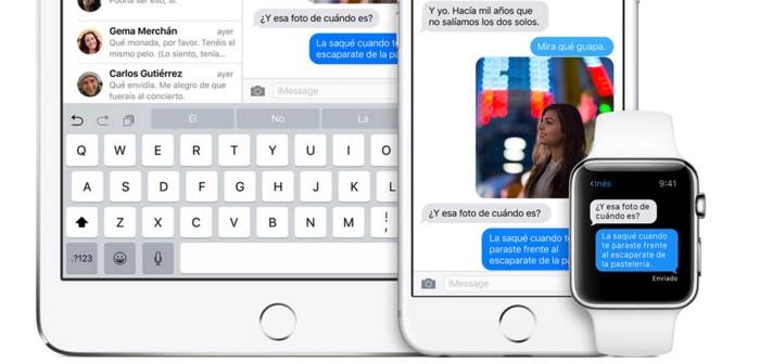 Apple se actualiza: iOS 9.2, OS X, watchOS 2.1 y tvOS 9.1