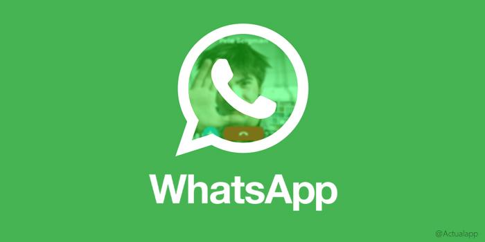 Las videollamadas de WhatsApp, cada vez más cerca
