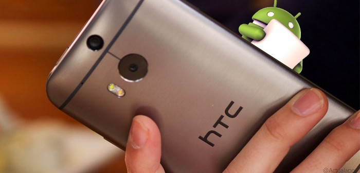 El HTC One M8 se actualiza a Android 6.0 Marshmallow
