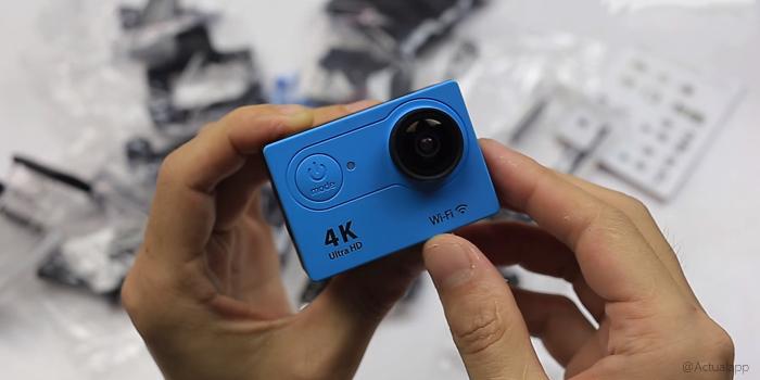 EKEN H9, una cámara de acción por menos de 40€