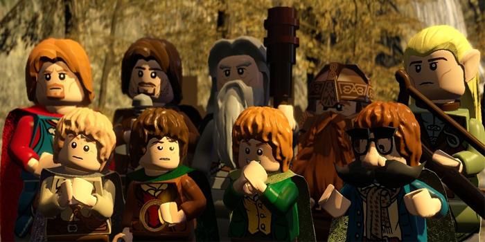 LEGO el Señor de los Anillos 1