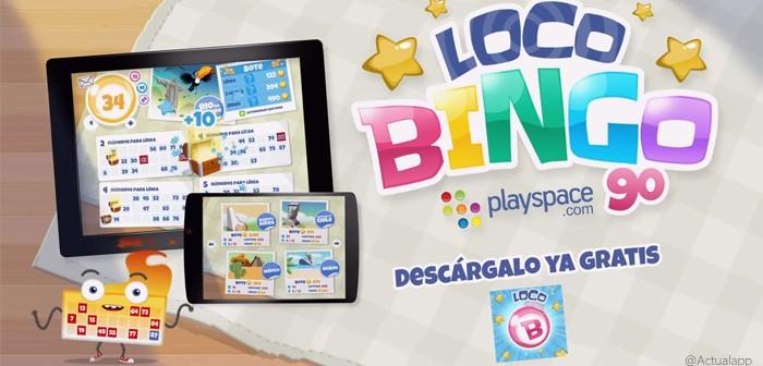 Descargar Loco Bingo 90, prepara tus cartones en iOS y Android