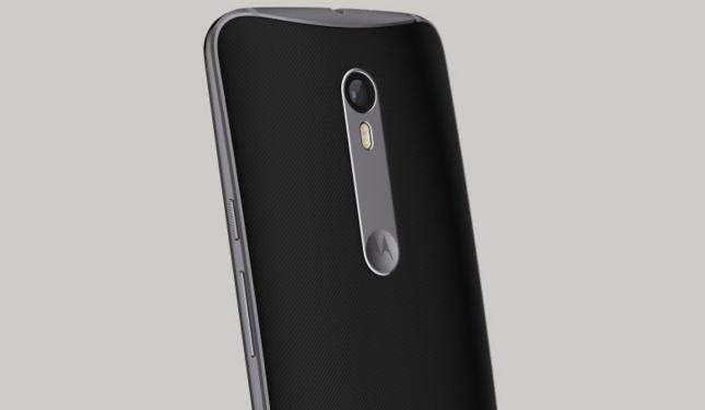 Motorola Moto X Style trasera M