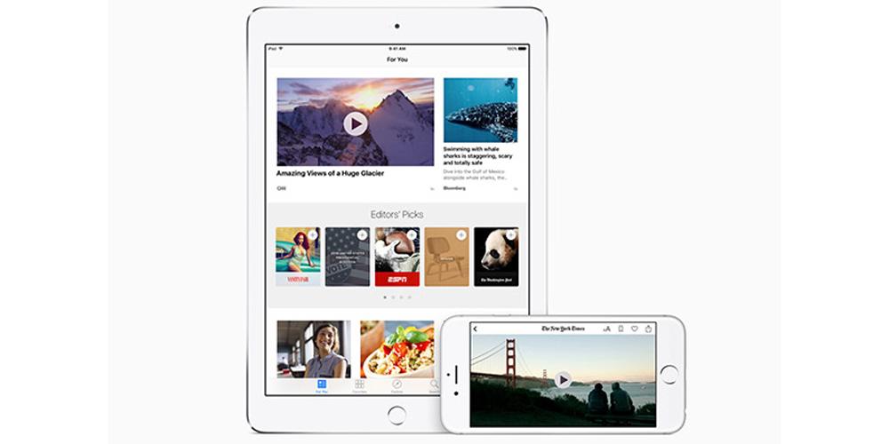 Noticias iOS 9,3