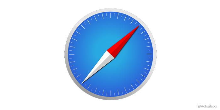 Sí, Safari se cierra repentinamente, pero ya hay solución