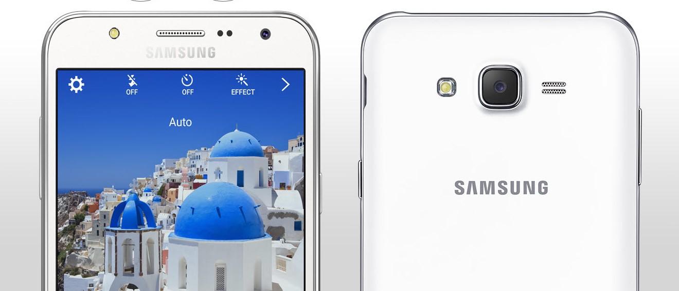 Samsung Galaxy J7 2015)