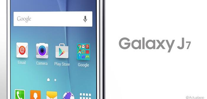Samsung Galaxy J7 (2016), se confirman sus especificaciones