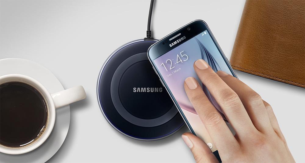 Samsung cargador inalamrbrico