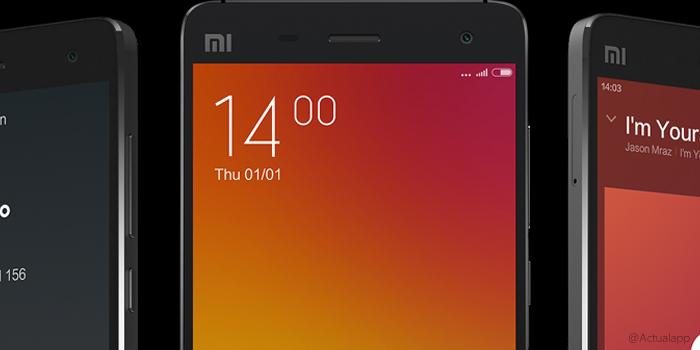 Se filtran nuevas fotos del Xiaomi Mi 5 por delante y detrás
