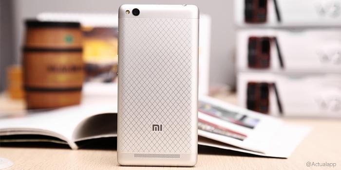 El Xiaomi Redmi 3 ya está en preventa por menos de 150€