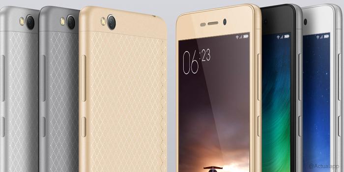 Xiaomi Redmi 3 ya es oficial: así es el nuevo gama media