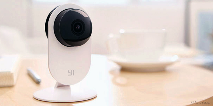 Xiaomi Yi Camera, la seguridad remota más económica