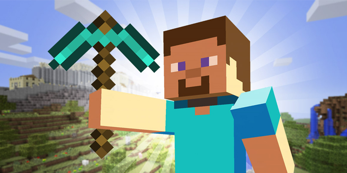 fraude de Minecraft Pocket Edition 1