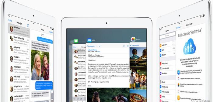El iPad Air 3 vendría con flash y cuatro altavoces
