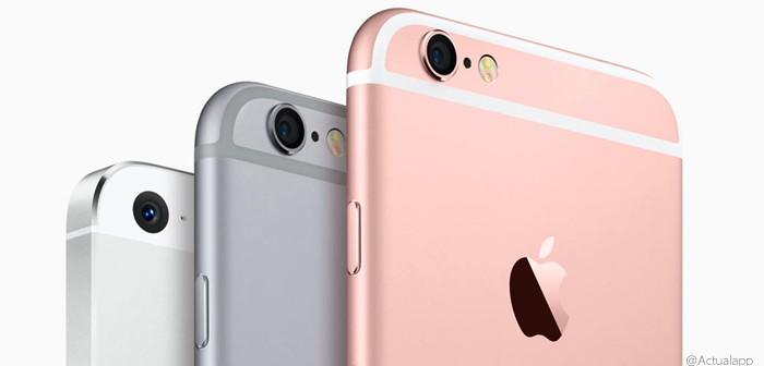 iPhone 6s de Apple, mayor rendimiento que cualquier Android en 2015