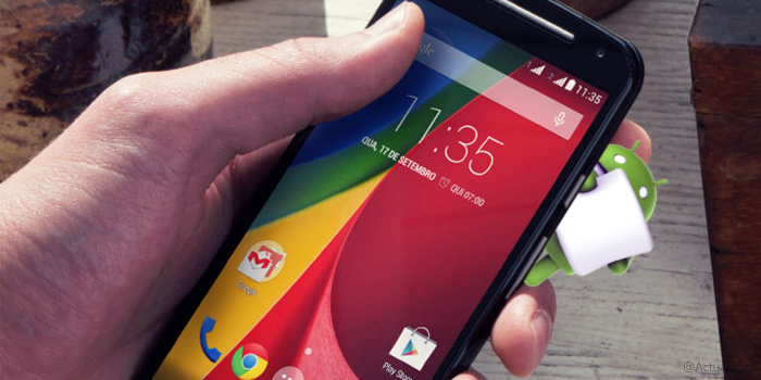 El Motorola Moto G 2014 se actualiza a Android 6.0 Marshmallow