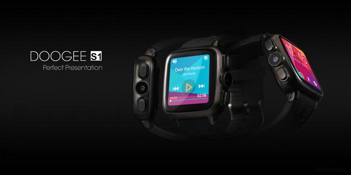 Doogee S1, el primer smartwatch de la firma china