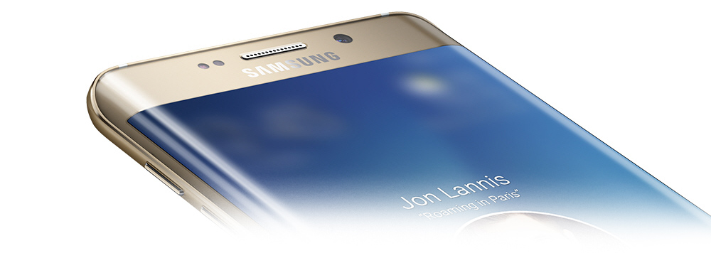 Galaxy S6 edge+ Jon Lannis