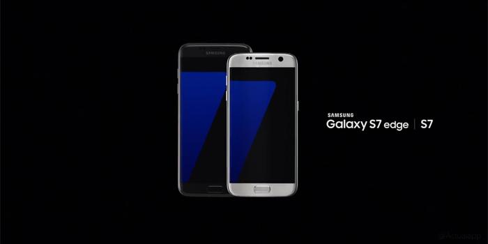 ¡Ya son oficiales! Así son el Galaxy S7 y Galaxy S7 edge