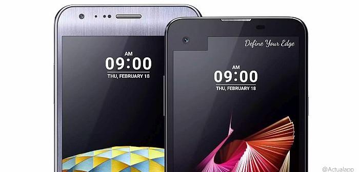LG X Screen y LG X Cam se presentarán en el MWC16