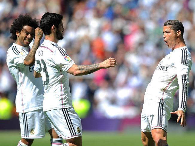 Ver Roma vs Real Madrid online gratis móvil