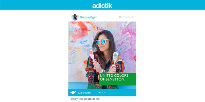 Adictik, una app indispensable si te apasionan las marcas