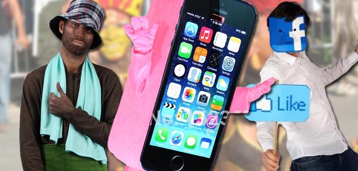 Carnaval 2016: los disfraces tecnológicos más locos (fails)