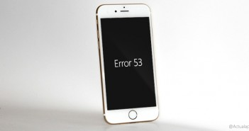 iPhone Error 53: Apple bloquea los iPhone reparados por tiendas no autorizadas