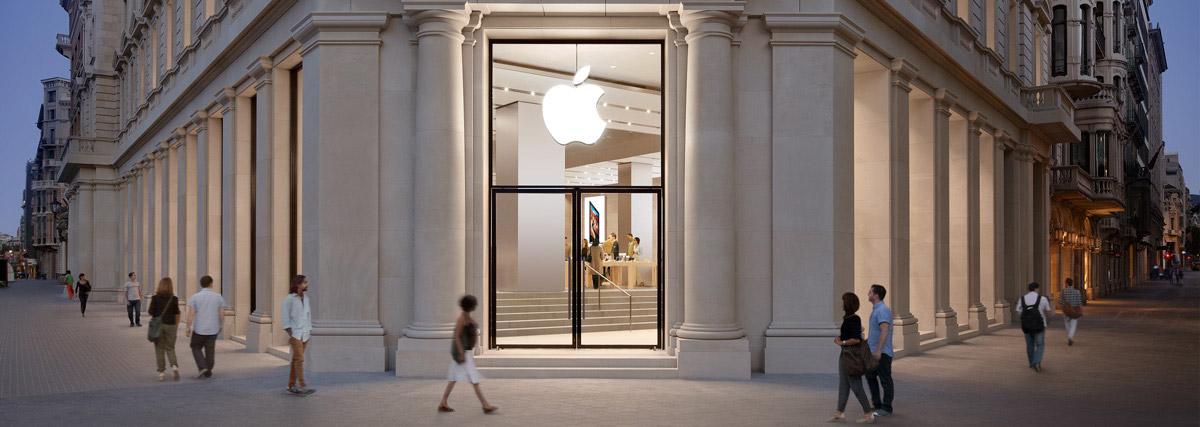 Apple Store, Barcelona