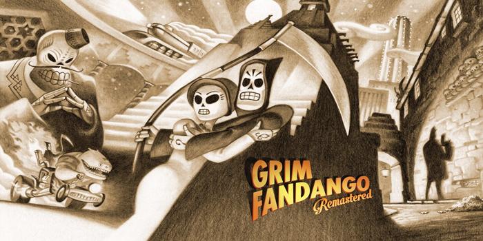 Grim Fandango Remastered 2