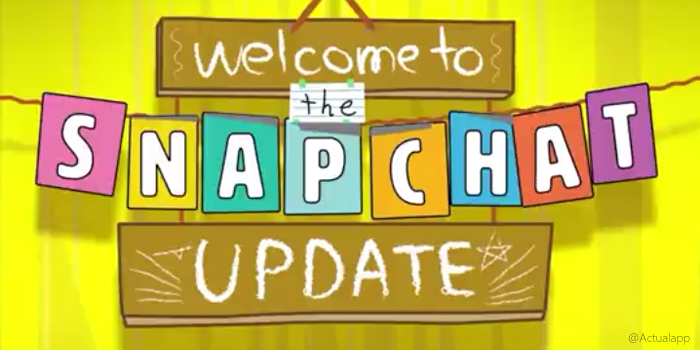 Snapchat chat 2.0 actualapp portada
