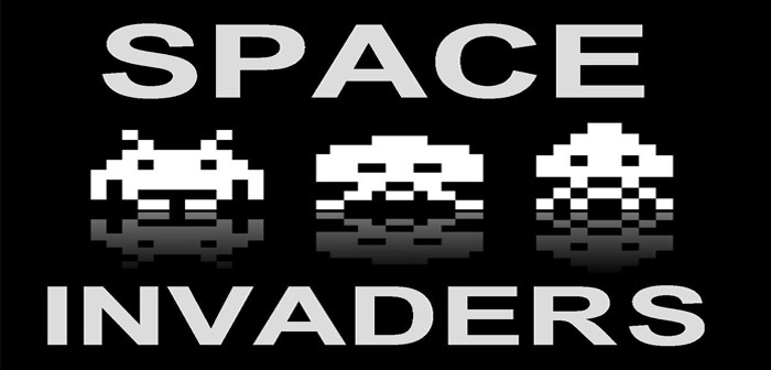 Space Invaders Retro Shooter 1
