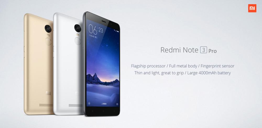 Xiaomi Redmi Note 3 PRo 1455702383523010