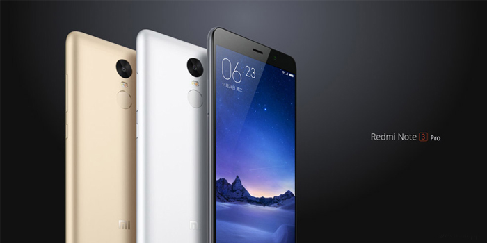 Xiaomi Redmi Note 3 Pro actualapp portada